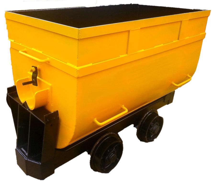 Vagón de trasporte de materiales